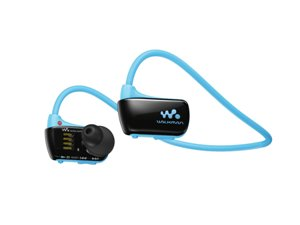 Sony Walkman NWZW273S 4 GB Waterproof Sports MP3 Player Wireless Waterproof Earbuds For Swimming